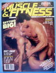 Click here to enlarge image and see more about item 13828: Weider Muscle & Fitness April 1987 Diana & Kevin