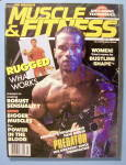 Weider Muscle & Fitness July 1987 Schwarzeneggger