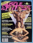 Weider Muscle & Fitness September 1987 Lee & Lisa