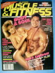 Click here to enlarge image and see more about item 13833: Weider Muscle & Fitness October 1987 Gaspari & Bremmer