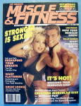 Weider Muscle & Fitness December 1987 Sare & DeMey