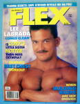 Click here to enlarge image and see more about item 13841: Joe Weider Flex Magazine May 1987 Lee LaBrada