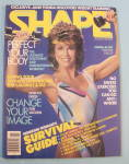 Shape Magazine November 1987 Jane Fonda