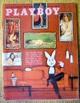 Click to view larger image of Playboy Magazine-January 1963-Judi Monterey (Image1)