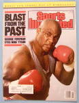 Sport Illustrated Magazine July 17, 1989 George Foreman