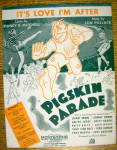 1936 Pigskin Parade by Sidney D. Mitchell