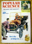 Popular Science-August 1952-How To Buy Antique Car