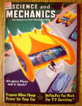 Click here to enlarge image and see more about item 14014: Science & Mechanics-February 1951-Propane & TV Service