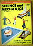 Click here to enlarge image and see more about item 14016: Science & Mechanics-June 1953-Build Summer Projects
