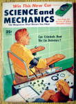 Click here to enlarge image and see more about item 14017: Science & Mechanics-August 1953-Criminals & Detectors