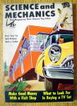 Click here to enlarge image and see more about item 14018: Science & Mechanics-October 1953-Buying A TV Set