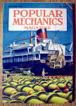 Click here to enlarge image and see more about item 14025: Popular Mechanics-November 1950