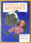 Click here to enlarge image and see more about item 14035: Popular Mechanics-March 1956-17 Mile Jump