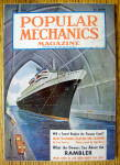 Click here to enlarge image and see more about item 14038: Popular Mechanics-June 1956-Will Tunnel Replace Panama