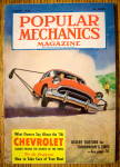 Click here to enlarge image and see more about item 14039: Popular Mechanics-August 1956-How To Take Care Of Boat