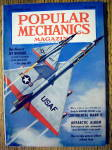 Click here to enlarge image and see more about item 14040: Popular Mechanics-September 1956-Jet Bomber