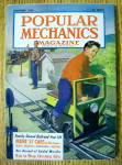Click here to enlarge image and see more about item 14042: Popular Mechanics-December 1956-How To Wrap Xmas Gifts