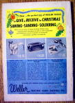 Click to view larger image of Popular Mechanics-December 1956-How To Wrap Xmas Gifts (Image2)
