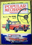 Click here to enlarge image and see more about item 14047: Popular Mechanics-September 1957-The Weather