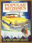 Click to view larger image of Popular Mechanics-November 1957-Walt Disney Wonderland (Image1)