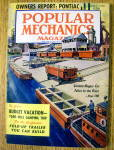 Click to view larger image of Popular Mechanics-May 1958-German Hopper Car (Image1)