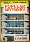 Popular Mechanics-January 1960-50 Pages About Cars