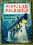 Click here to enlarge image and see more about item 14062: Popular Mechanics-February 1960-Exploring Ocean Deeps