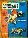 Click here to enlarge image and see more about item 14070: Science and Mechanics-June 1961-Race Karts