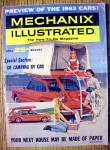 Click here to enlarge image and see more about item 14076: Mechanix Illustrated-August 1962-Camping By Car