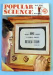 Click to view larger image of Popular Science-February 1949-Television (Image1)