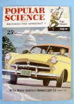 Click to view larger image of Popular Science-January 1952-Willys Makes Light Car (Image1)