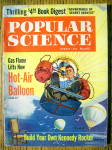 Popular Science-August 1961-Hot Air Balloon