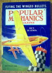 Click here to enlarge image and see more about item 14092: Popular Mechanics-October 1938-Flying Winged Bullets
