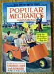 Click to view larger image of Popular Mechanics-April 1958-Build Electric Cart (Image1)