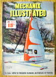 Click here to enlarge image and see more about item 14102: Mechanix Illustrated December 1947 Airfoil Iceboat