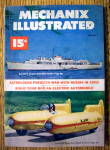 Mechanix Illustrated January 1952 Yacht & Racer