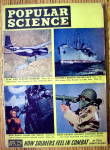 Popular Science April 1945 How Soldiers Feel In Combat
