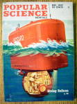 Popular Science December 1947 Diving Balloon