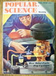 Click to view larger image of Popular Science September 1948 Dual Fuels Pep Up Cars (Image1)