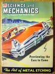 Science & Mechanics August 1949 Previewing Cars To Come