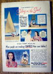 Click to view larger image of Popular Mechanics-July 1948-Sailing The Winged Seabird (Image2)