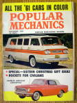 Click to view larger image of Popular Mechanics-November 1960-Rockets For Civilians (Image1)
