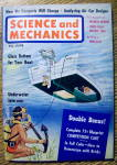 Click here to enlarge image and see more about item 14164: Science and Mechanics  June 1960 Glass Bottom Boat