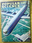 Click to view larger image of Popular Science September 1946 Air Travel For Everybody (Image1)