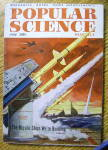 Popular Science July 1956 Missile Ships We're Building