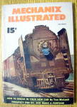 Mechanix Illustrated December 1950 Elephant Ear Train