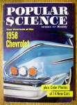 Click to view larger image of Popular Science November 1957 1958 Chevrolet (Image1)