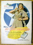 Click to view larger image of Popular Mechanics October 1943 Planes Of 1953 (Image2)