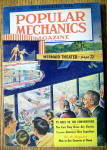 Popular Mechanics June 1952 How To Use Concrete At Home