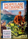 Popular Mechanics September 1952 Electric Handsaw